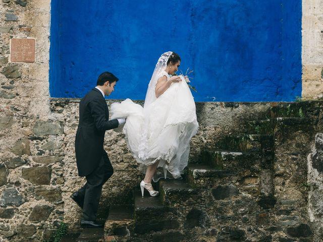 La boda de Rosa y Luis Alberto