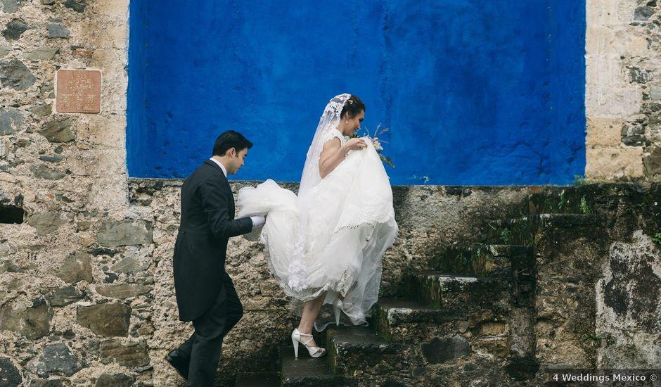 La boda de Luis Alberto y Rosa en Huasca de Ocampo, Hidalgo