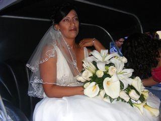 La boda de Erika y Ariel 1