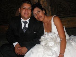La boda de Erika y Ariel