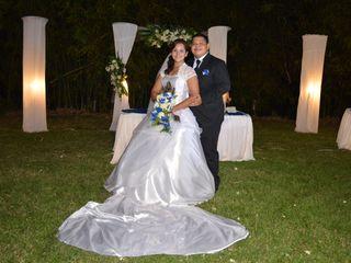 La boda de Rubi y Sergio