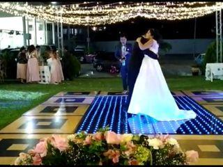 La boda de Abigail  y Martín