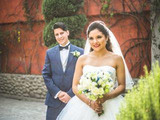 La boda de Lucero y Alonzo