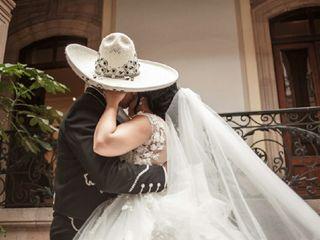 La boda de Lizeth y Juan Miguel 3