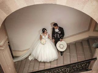 La boda de Lizeth y Juan Miguel