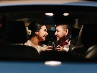 La boda de Guadalupe y Ricardo