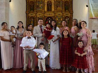 La boda de Yaremi  y Franco 3