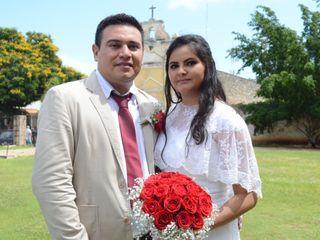 La boda de Yaremi  y Franco