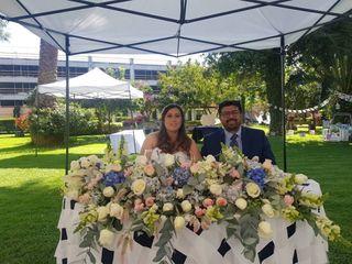La boda de Rosemari  y Leonardo