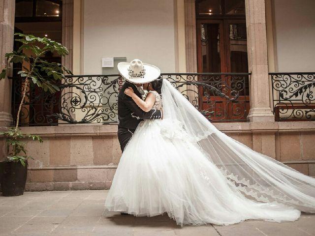 La boda de Juan Miguel y Lizeth en San Luis Potosí, San Luis Potosí 2