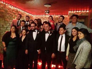 La boda de Dano y Enrique 1