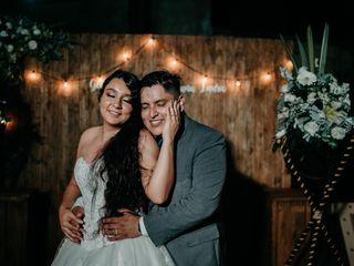 La boda de Diana y Geovanny