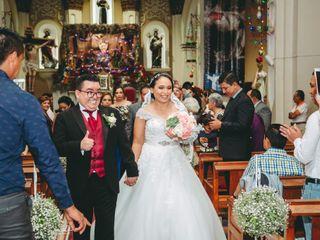 La boda de Karen  y Edgar  1