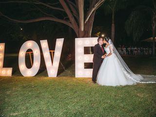 La boda de Karen  y Edgar  3