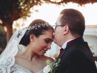 La boda de Karen  y Edgar