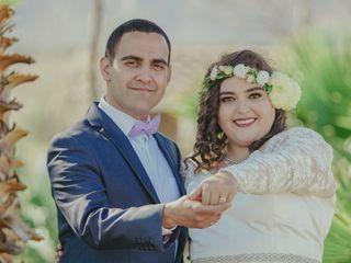 La boda de Daniela y Enrique