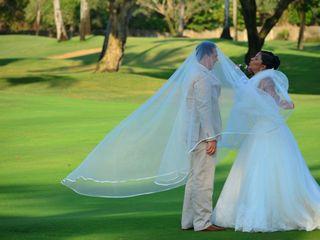 La boda de Karen y Christopher 1