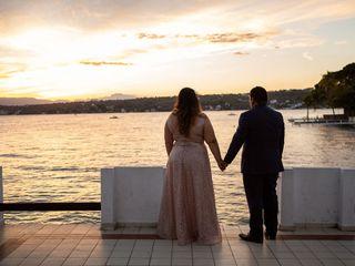 La boda de Lizzeth  y Erik  1