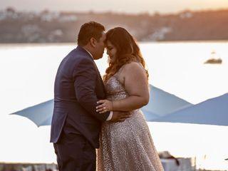 La boda de Lizzeth  y Erik