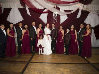 La boda de Marylu y Danny
