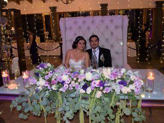La boda de Tania  y Raúl  1