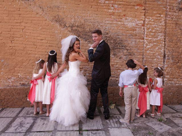 La boda de Valentina y Phillip