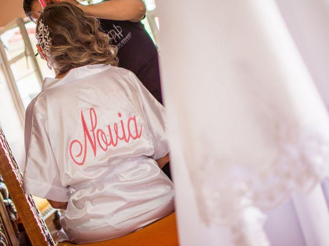 La boda de Marco y Yuliana en Xochimilco, Ciudad de México 4