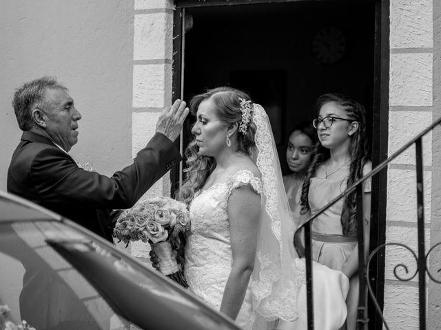 La boda de Marco y Yuliana en Xochimilco, Ciudad de México 8