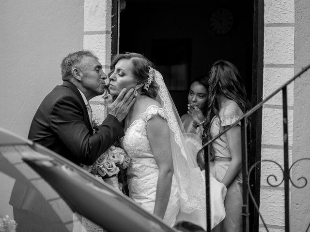 La boda de Marco y Yuliana en Xochimilco, Ciudad de México 9