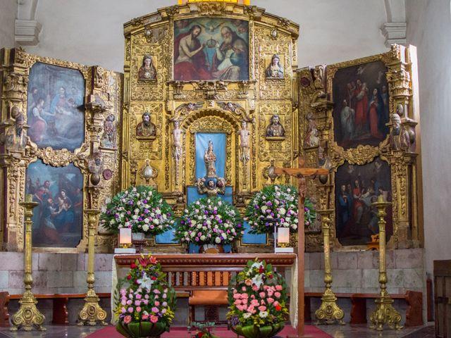 La boda de Marco y Yuliana en Xochimilco, Ciudad de México 10