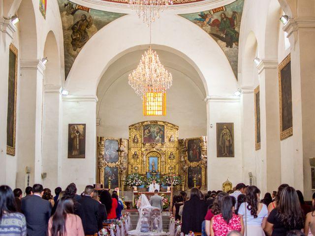 La boda de Marco y Yuliana en Xochimilco, Ciudad de México 17