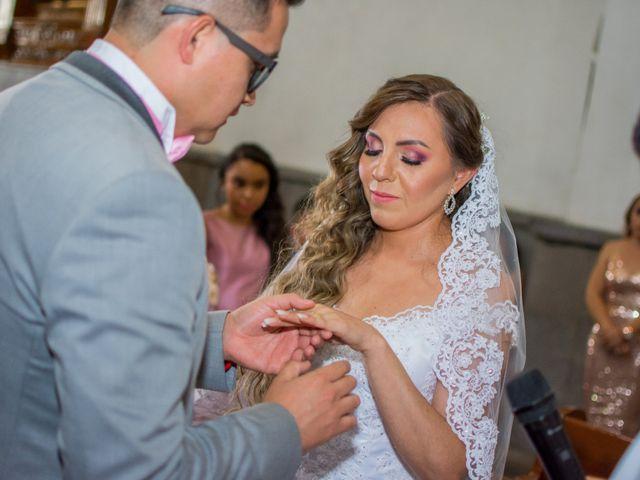 La boda de Marco y Yuliana en Xochimilco, Ciudad de México 20