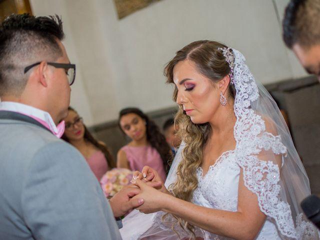 La boda de Marco y Yuliana en Xochimilco, Ciudad de México 21