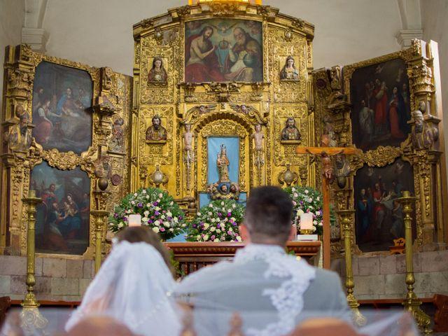 La boda de Marco y Yuliana en Xochimilco, Ciudad de México 23