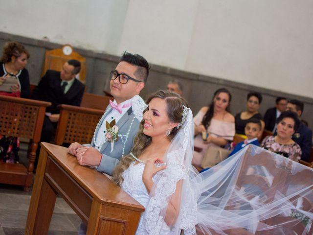 La boda de Marco y Yuliana en Xochimilco, Ciudad de México 24