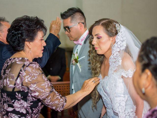 La boda de Marco y Yuliana en Xochimilco, Ciudad de México 26