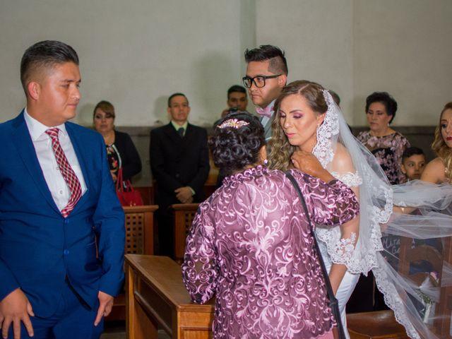 La boda de Marco y Yuliana en Xochimilco, Ciudad de México 27