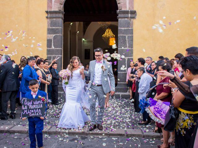 La boda de Marco y Yuliana en Xochimilco, Ciudad de México 28