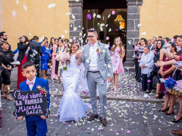 La boda de Marco y Yuliana en Xochimilco, Ciudad de México 29