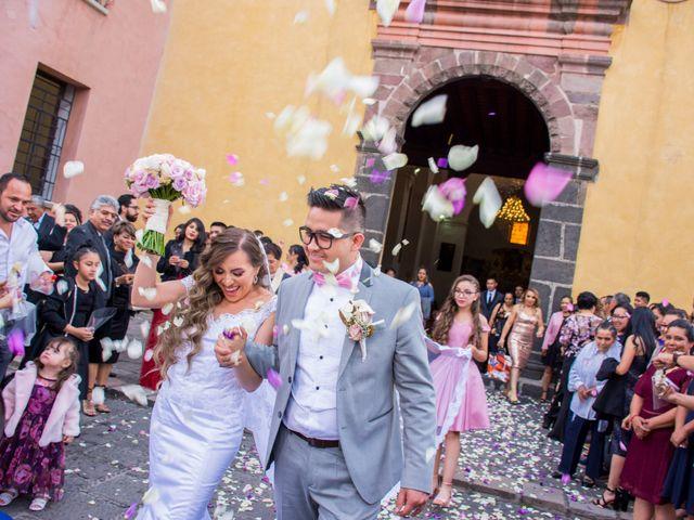 La boda de Marco y Yuliana en Xochimilco, Ciudad de México 30