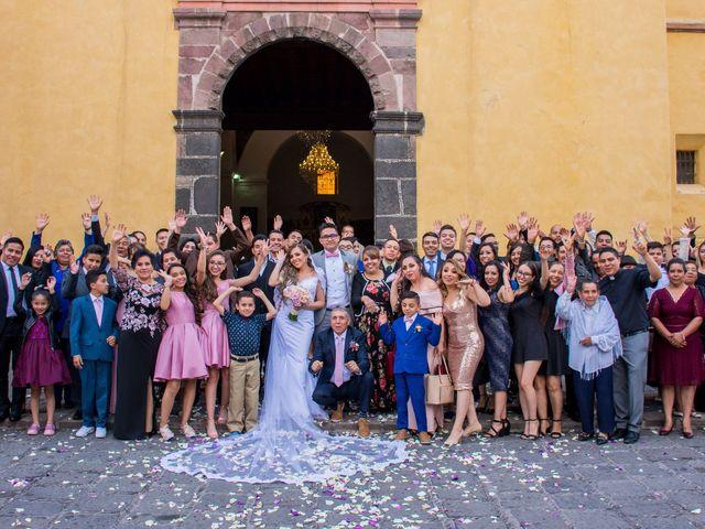 La boda de Marco y Yuliana en Xochimilco, Ciudad de México 31