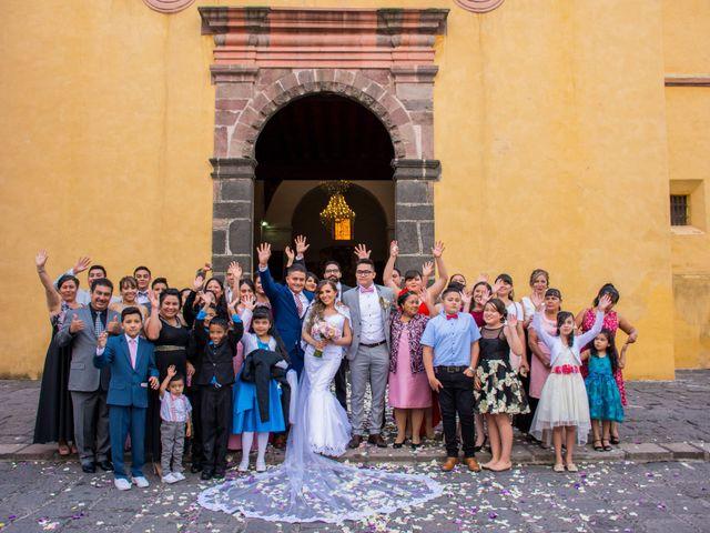 La boda de Marco y Yuliana en Xochimilco, Ciudad de México 32