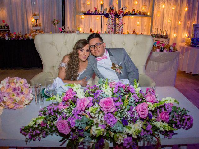 La boda de Marco y Yuliana en Xochimilco, Ciudad de México 42