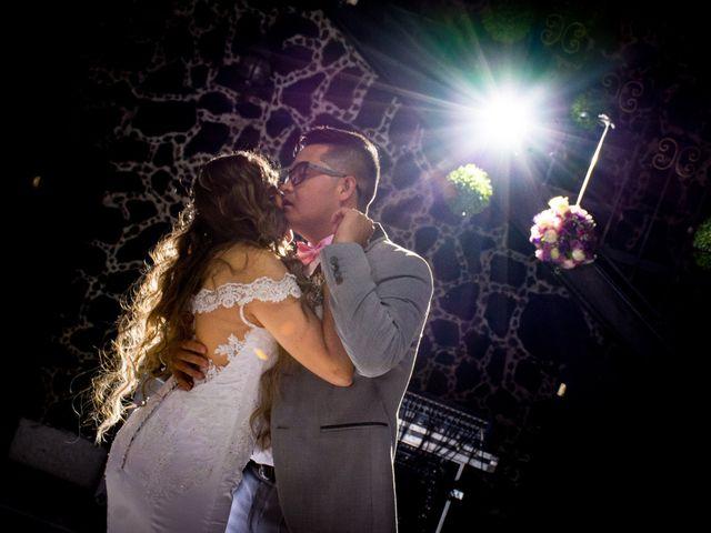 La boda de Marco y Yuliana en Xochimilco, Ciudad de México 43