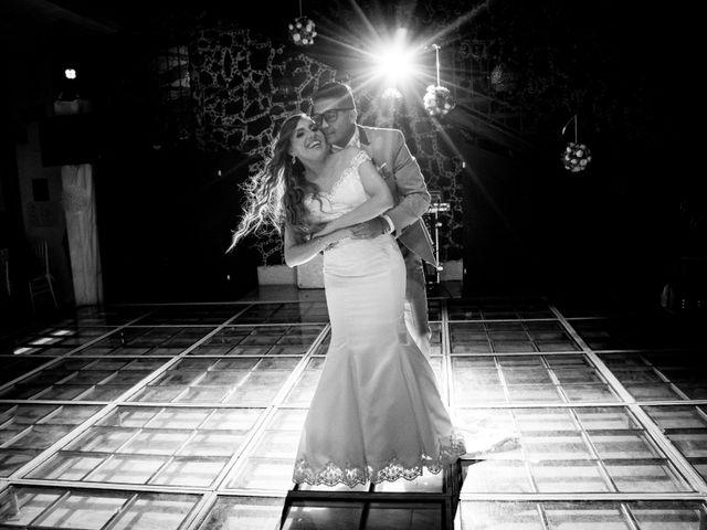 La boda de Marco y Yuliana en Xochimilco, Ciudad de México 44
