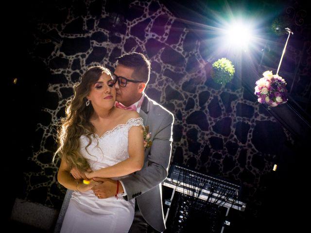 La boda de Marco y Yuliana en Xochimilco, Ciudad de México 1