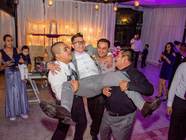 La boda de Marco y Yuliana en Xochimilco, Ciudad de México 53