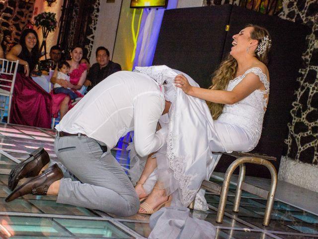 La boda de Marco y Yuliana en Xochimilco, Ciudad de México 55