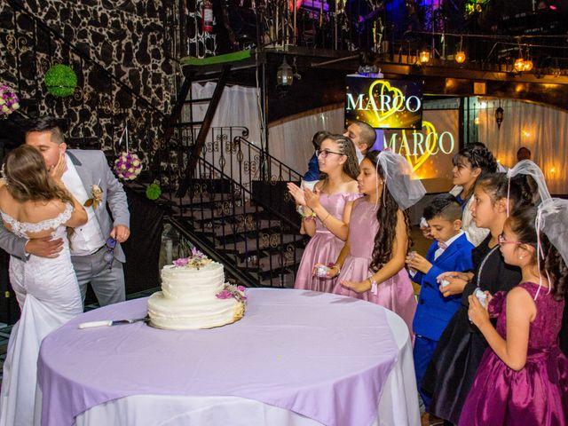 La boda de Marco y Yuliana en Xochimilco, Ciudad de México 60
