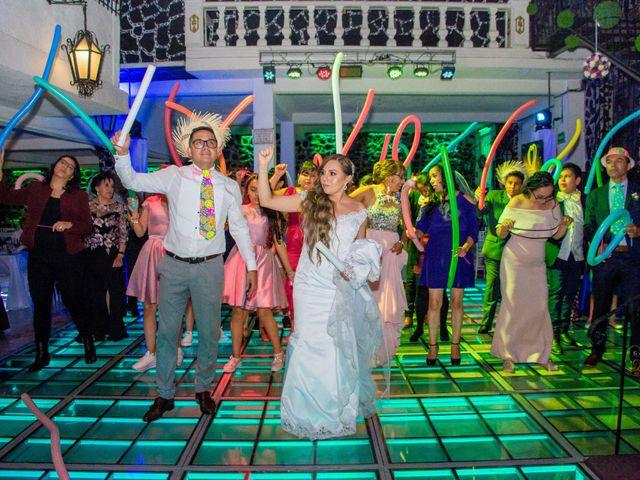 La boda de Marco y Yuliana en Xochimilco, Ciudad de México 61